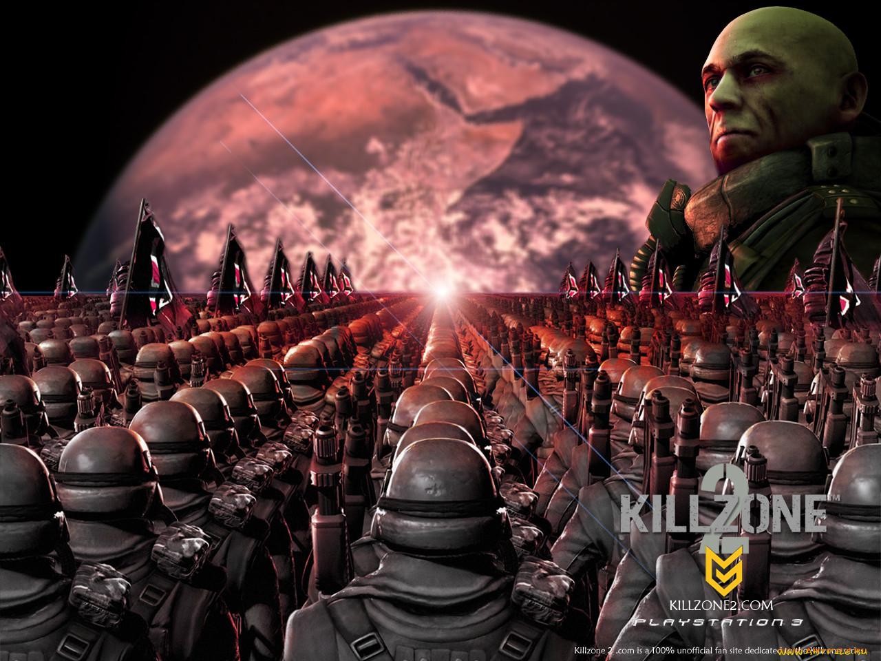 Игры killzone 2 обои для рабочего стола